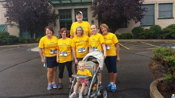 O'Brien PLLC at the Debbie Green 5K